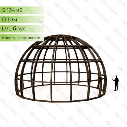Каркас круглого дома S10 - LVL