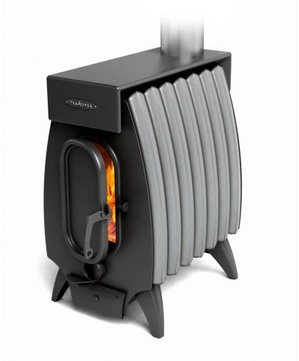 Воздухогрейная печь модификация Огонь-батарея 7 Лайт