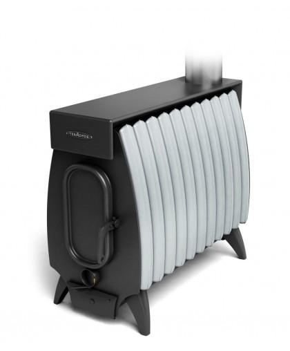 Воздухогрейная печь модификация Огонь-батарея 11 Лайт