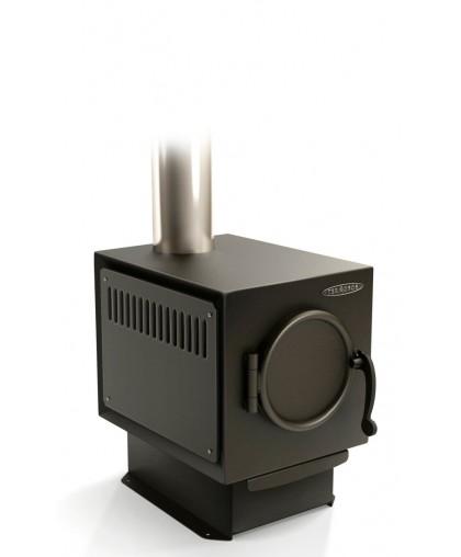 Воздухогрейная печь модификация Золушка 2016 Лайт