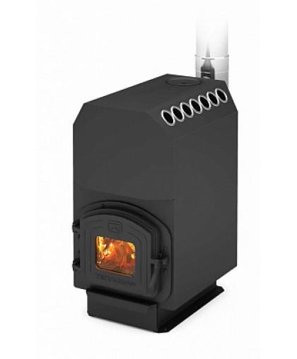 Печь для дома ТОП-модель 200 с чугунной дверцей