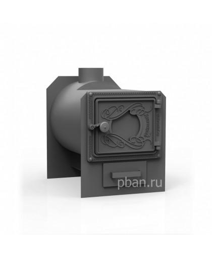 Печь отопительная Жара-Бухара 400П