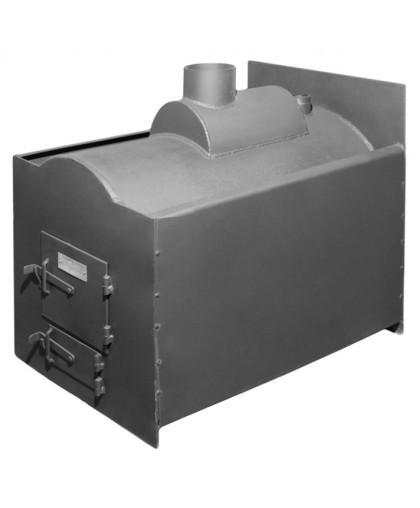 Печь отопительная комбинированного действия Жара – Конвект супер 650