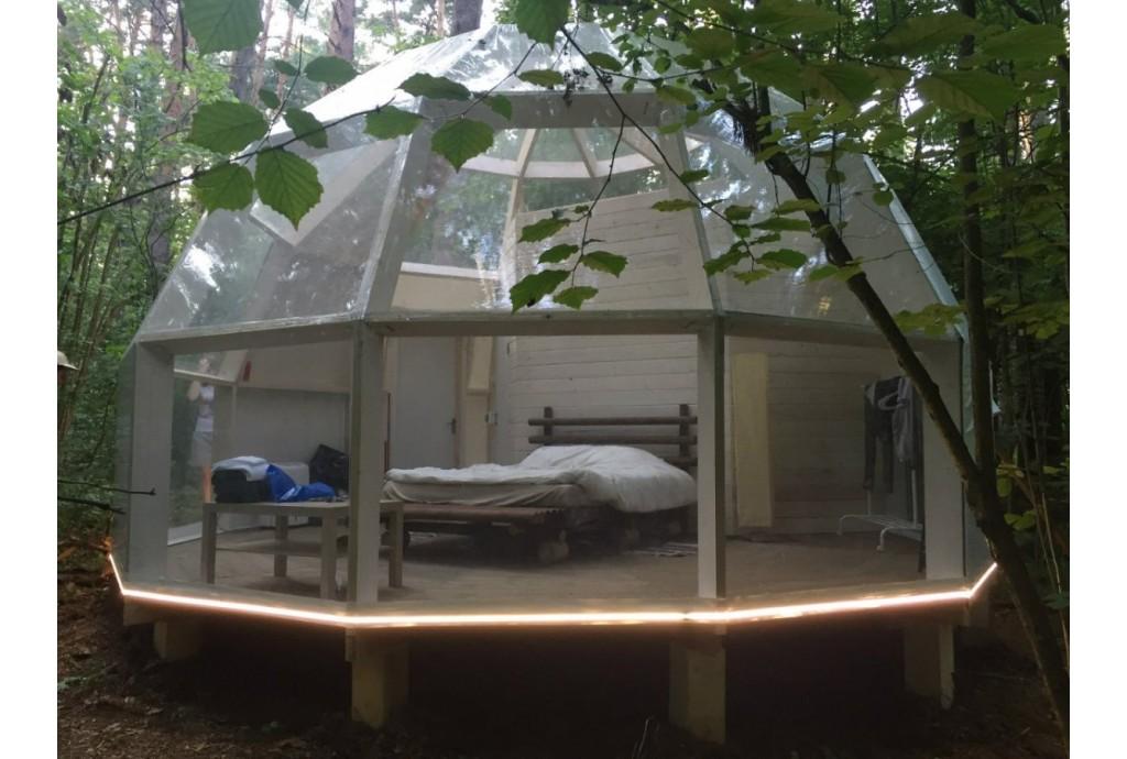 «Добросфера» — конструктор купольного дома