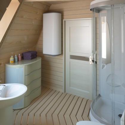 Купольный дом - 47,7 М² - Z6H под черновую отделку