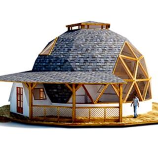 Геодезические купольные дома под ключ.