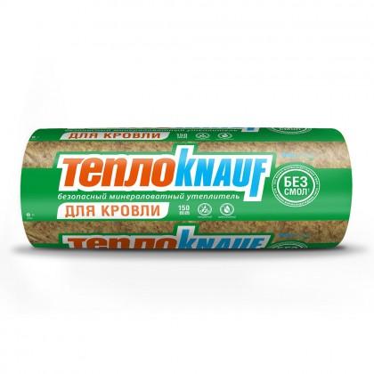 Утеплитель ТеплоKnauf Для Кровли 5500х1220х150 мм