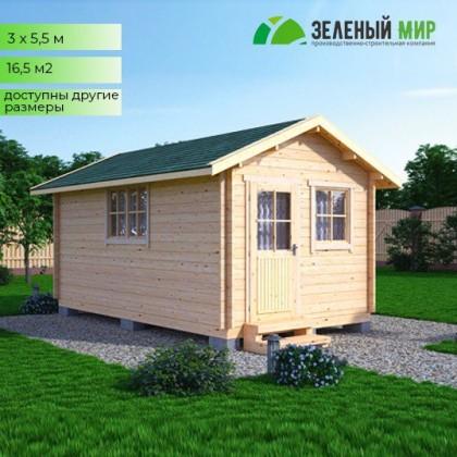 Дачный дом для самостоятельной сборки.