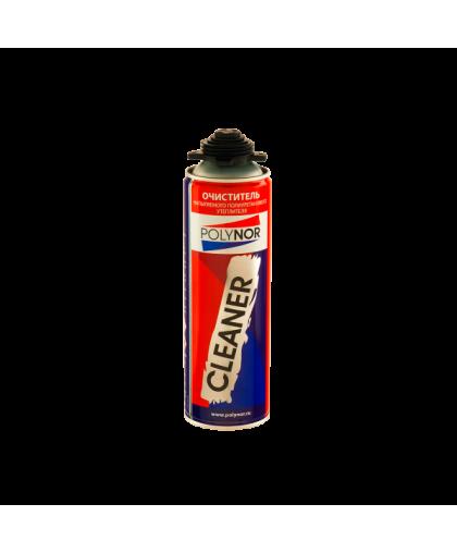 Очиститель для полиуретанового утеплителя  - Очиститель POLYNOR CLEANER