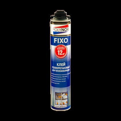 Клей полиуретанового для теплоизоляции  - Клей POLYNOR FIXO