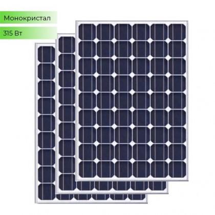 СОЛНЕЧНАЯ ПАНЕЛЬ RE315-60M PERC