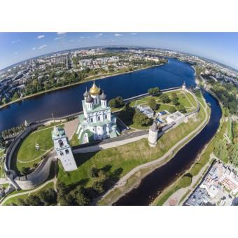 Самый экологичный город России (по данным Росстата)