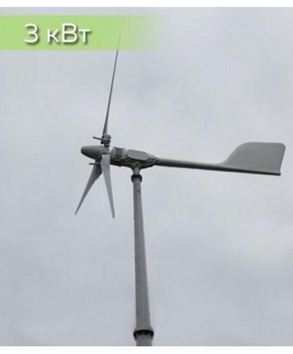 Ветрогенератор 48 В 2/3 кВт STORM USE