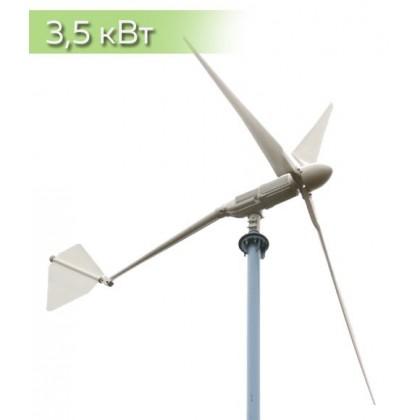 Ветрогенератор 24 В 2,5/3,5 кВт LOW WIND