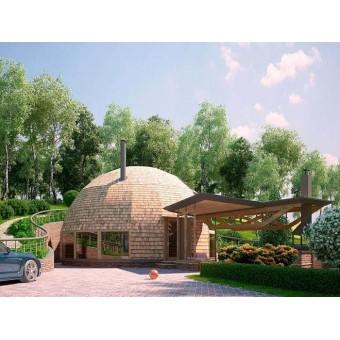 Купольные дома и их строительство