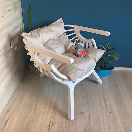 "Параметрическое кресло ""Ракушка"""