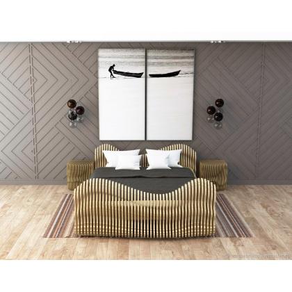 Параметрическая кровать