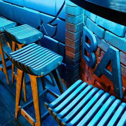 """Барный стул """"параметрический"""""""