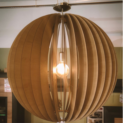 Параметрический светильник