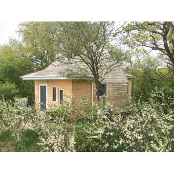 Продается участок 1,6 га с купольным домом - Радосвет