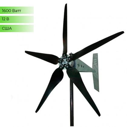 Ветрогенератор Missouri 1600 Ватт - 12В
